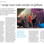 Pers: Friesch Dagblad over Drift