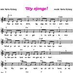 Wy Sjonge liedje Nynke Rijnberg