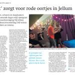 Pers: Friesch Dagblad over Drift