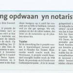 Pers jongerenproject Jorwert